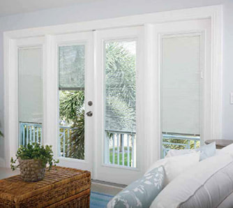 Built in mini-blinds & Codel - AFFORDABLE WINDOW SOLUTIONS